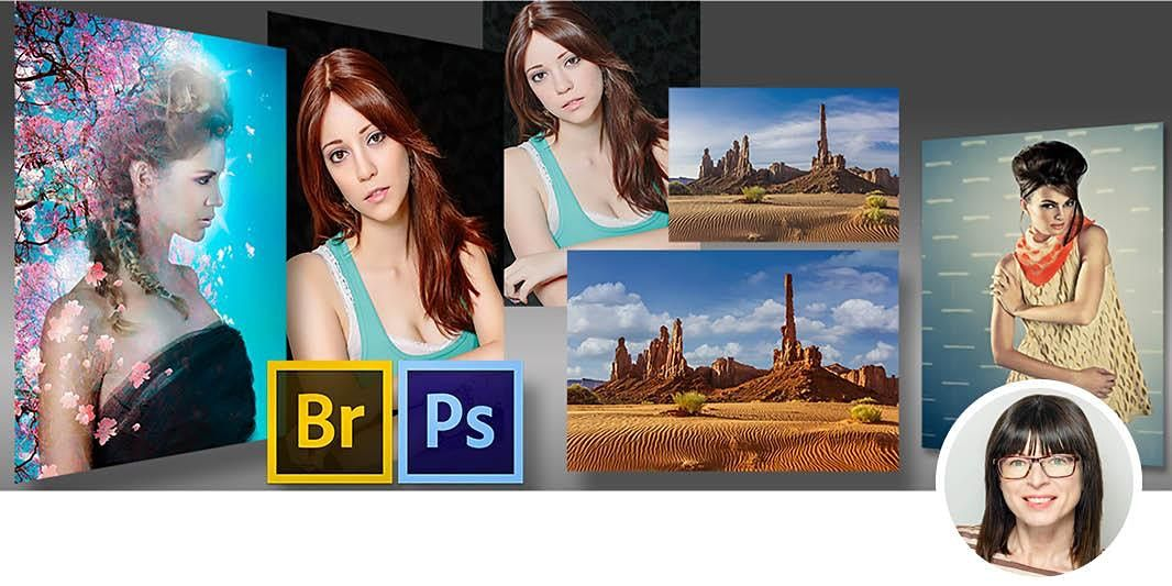 Advanced Adobe Photoshop for Photographers with Natasha Calzatti - Live Online, 21 June | Online Event | AllEvents.in