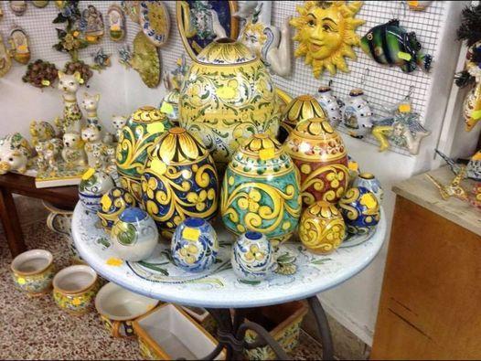 Caltagirone Christmas Cribs & Ceramics day trip: 12 December, 12 December   Event in Mosta   AllEvents.in