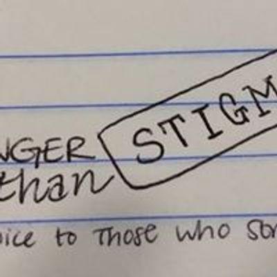 Stronger Than Stigma