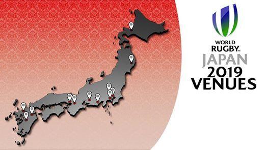 Japan RWC 2019