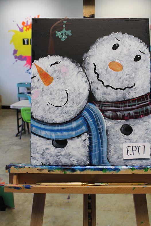 1211 Family Class 6 Snowmen