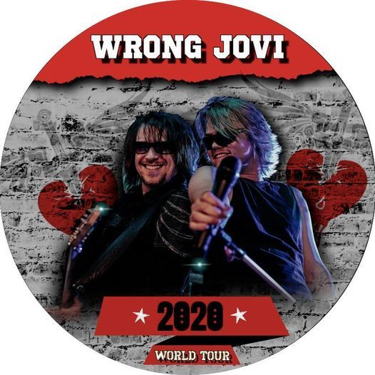 Wrong Jovi at Arches Venue Coventry, 12 June | Event in Coventry | AllEvents.in
