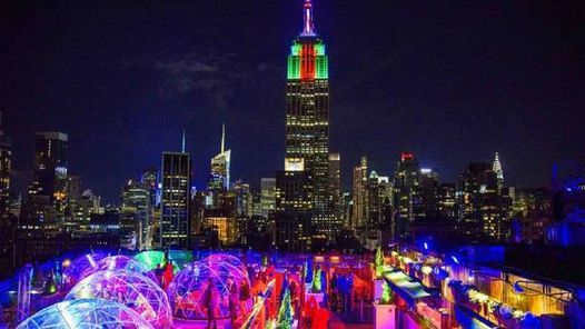230 Fifth Quiet Clubbing Winter Party, 27 March   Event in New York   AllEvents.in