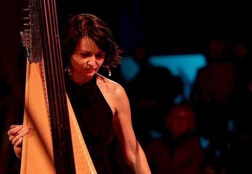 Alina Hip Harp at the Ipswich Jazz Festival, 26 June | Event in Ipswich | AllEvents.in