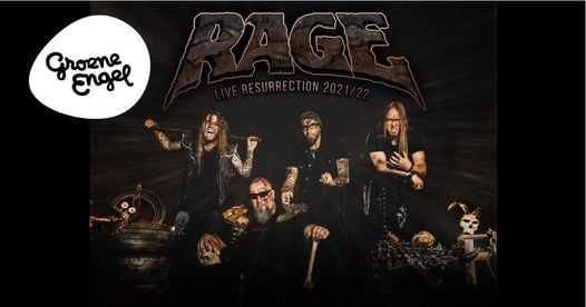 GE Heavy: Rage + support, 11 December | Event in Oss | AllEvents.in