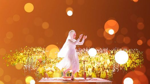 Snatam Kaur - Peace through Sacred Chants Tour - Brussels -  New Date!, 3 April | Event in Brussels | AllEvents.in