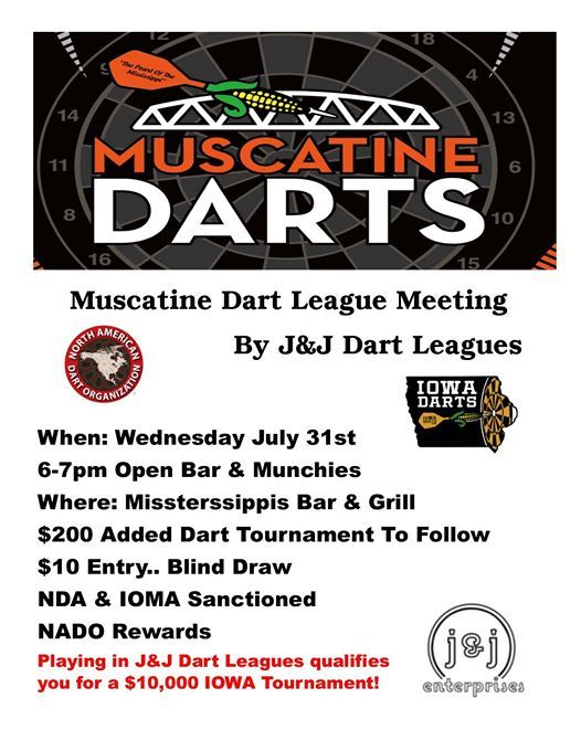 Waukesha Fall Dart League events in the City  Top Upcoming