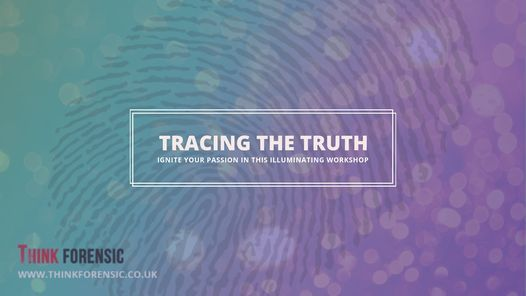 TRACING THE TRUTH, 9 October | Event in Huddersfield | AllEvents.in