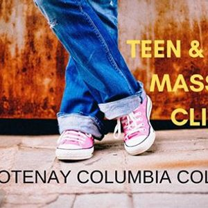 Teen & Youth RMT Student Massage Clinic