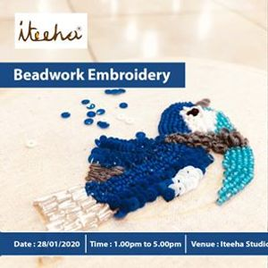 Beadwork Embroidery