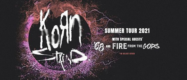 96K-Rock Welcomes Korn & Staind, 5 August | Event in West Palm Beach | AllEvents.in