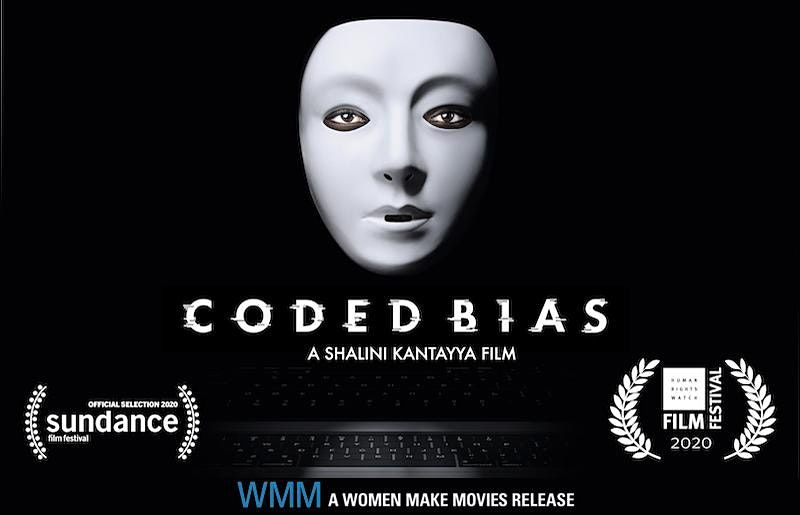 CODED BIAS film screening, 7 May | Online Event | AllEvents.in