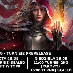 MTG Turnieje prerelease Throne of Eldraine - Bielsko-Biaa