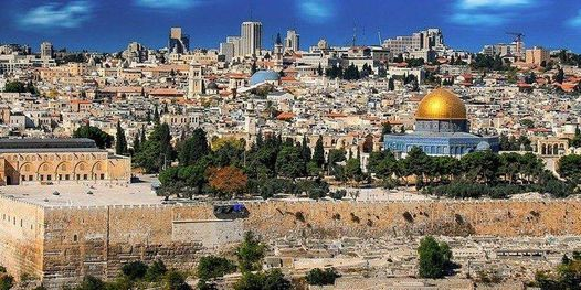 Virtual Guided Tour of the Old City of Jerusalem and Bethlehem, 16 January | Online Event | AllEvents.in