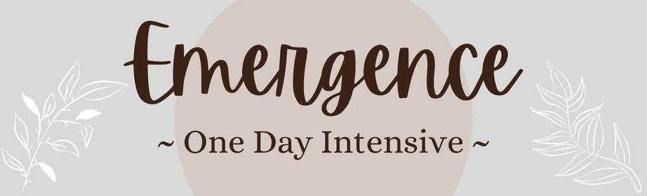 Emergence - One Day Intensive   Event in Randburg   AllEvents.in