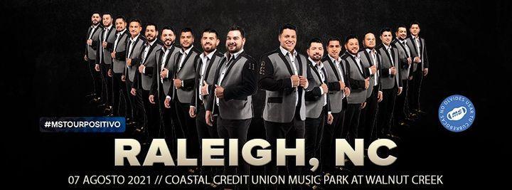 Banda MS en Raleigh NC, 7 August | Event in Raleigh | AllEvents.in