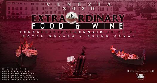 Extraordinary Food & Wine in Venice