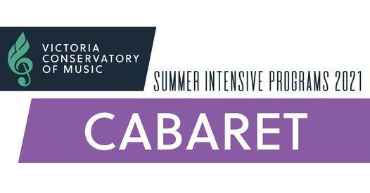 Summer Intensive Cabaret Program, 9 August | Event in Victoria | AllEvents.in