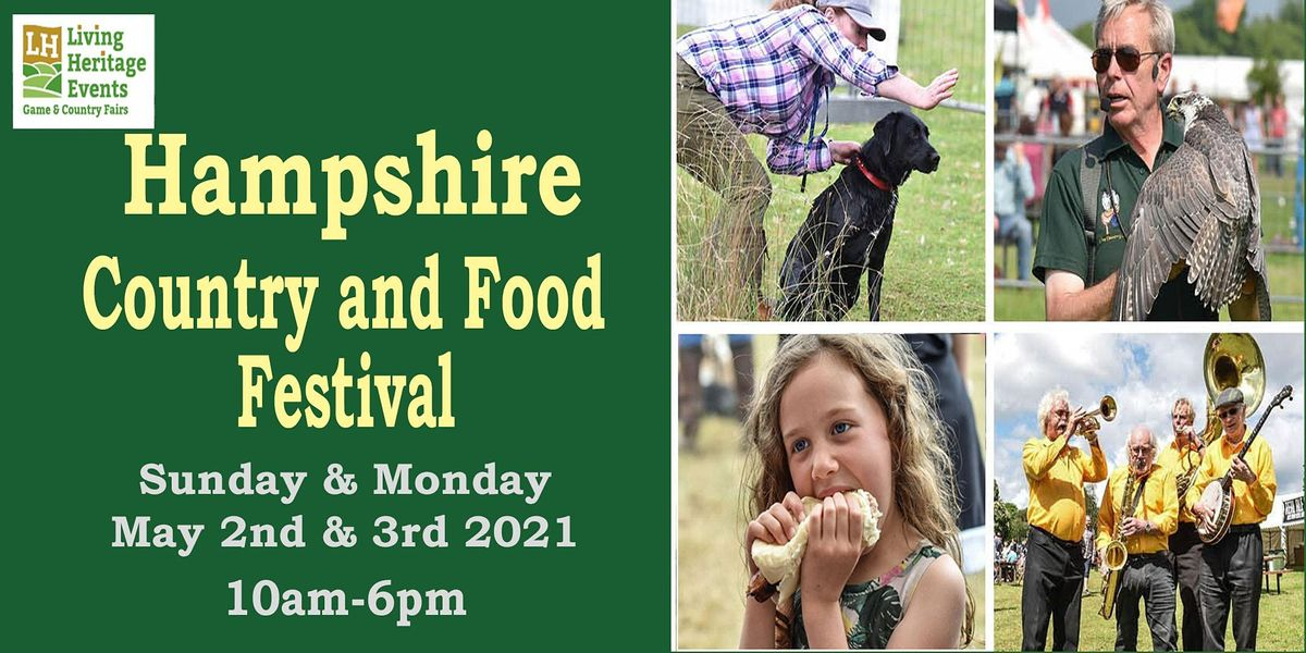 Hampshire Country and Food Festival, 2 May | Event in Southampton | AllEvents.in