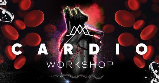 Cardio Workshop, 24 June   Event in Columbia   AllEvents.in