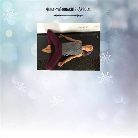Yoga-Weihnachts-Relax