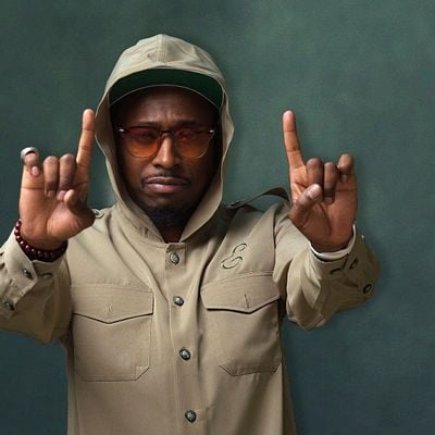 Eddie Griffin Live Stand Up Late Show