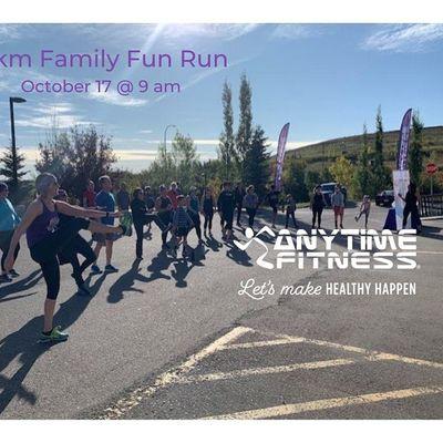 5 km Family Fun Run VIRTUAL