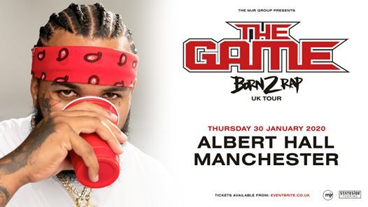 The Game Albert Hall Manchester