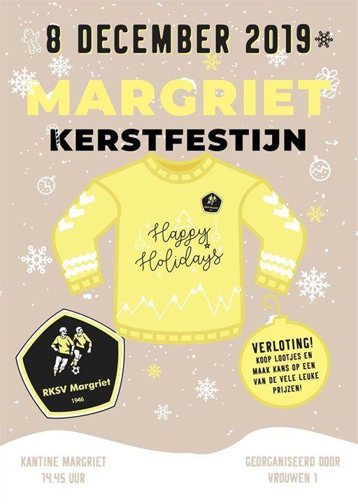 Kerstfestijn Margriet