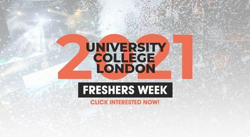 University College London (UCL) Freshers Week 2021, 31 October   Event in Tema   AllEvents.in