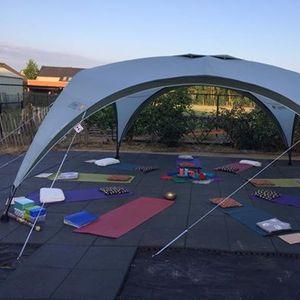 Yoga-creakamp 4de tot 6de leerjaar