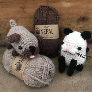 Next Steps Crochet Amigurumi Workshop