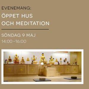 ppet hus och meditation
