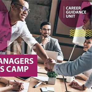 New Managers Success Camp - Online Workshop 3rd & 4th July