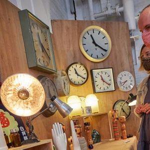 Hackney Flea Furniture Market
