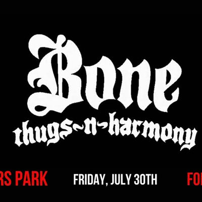 Bone Thugs-N-Harmony in Fort Wayne