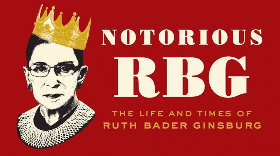 Notorious RBG: The Life and Times of Ruth Bader Ginsburg - Livestream Tour   Online Event   AllEvents.in