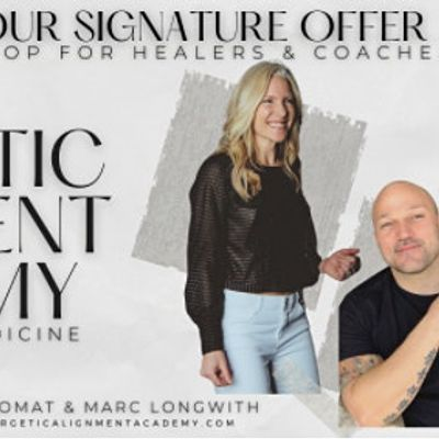 Create Your Signature Offer Workshop  For Coaches & Healers -Montclair