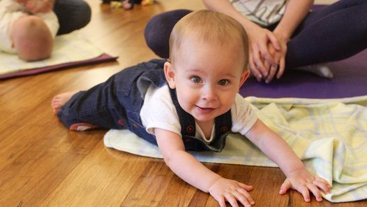 Yoga Babies (0-1yrs) - 5wk Course | Event in Exeter | AllEvents.in