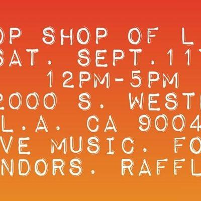 POP SHOP OF L.A.