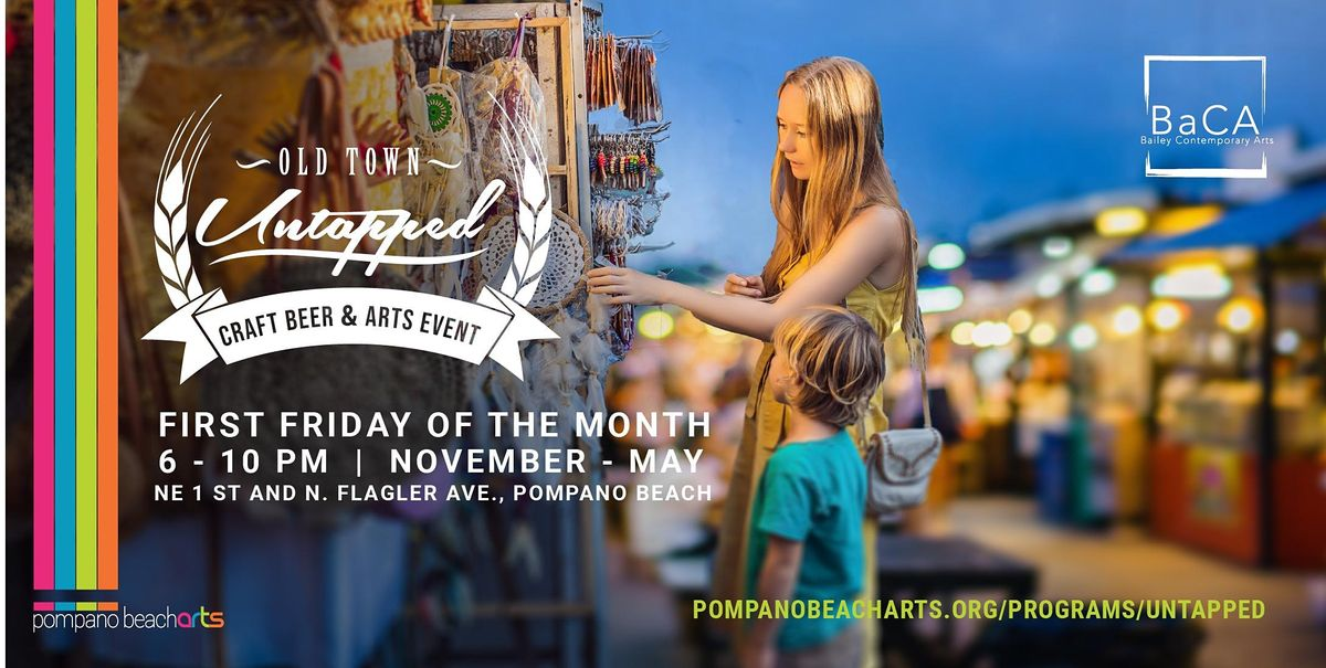 Old Town Untapped, 5 November | Event in Pompano Beach | AllEvents.in