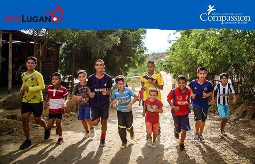 Kids Run - Run4Charity & StraLugano