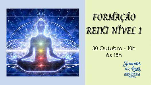 Shoden - Formação Reiki nivel 1, 30 October   Event in Rio De Mouro   AllEvents.in