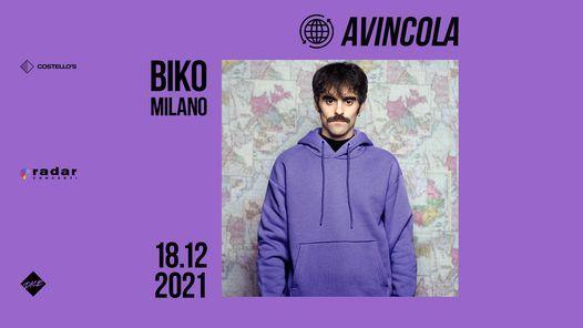 Avincola in concerto a Milano, 18 December | Event in Assago | AllEvents.in