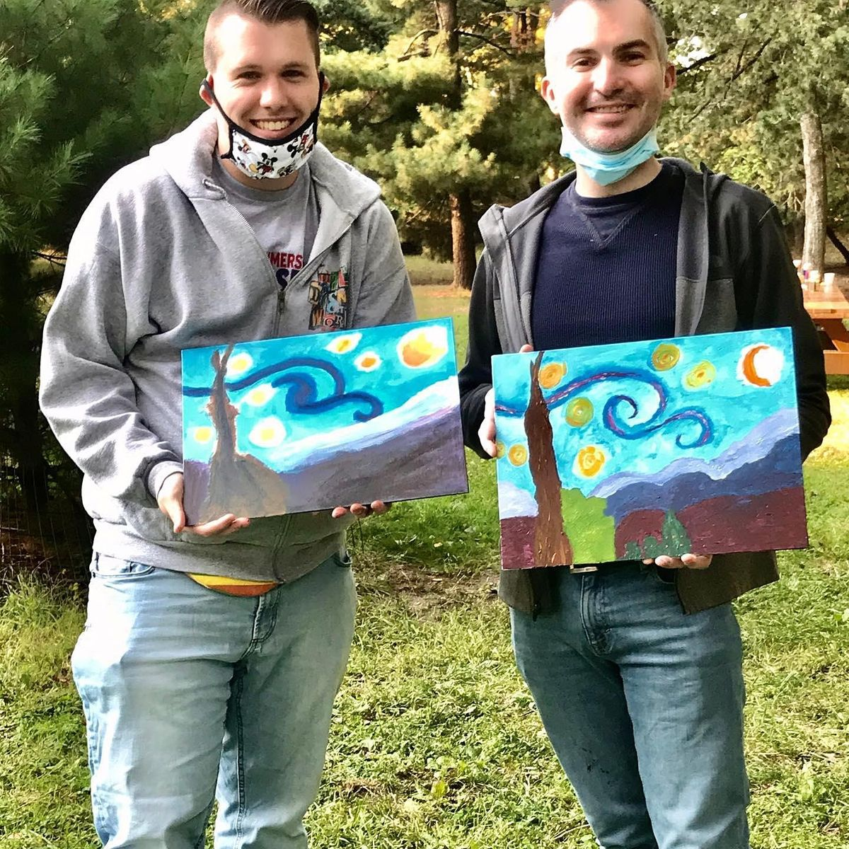 Gay Painting Party/Picnic  in Central Park, 25 September   Event in New York   AllEvents.in