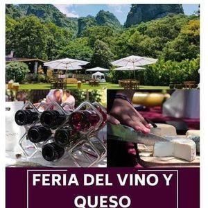 Feria Del Vino Y Queso en Tepoztln Lo