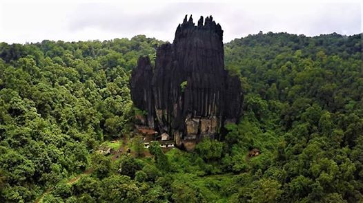 Vibhuti Falls Yana Rocks and Mirjan Fort
