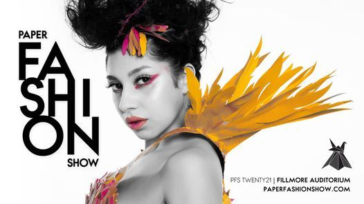 The Paper Fashion Show feat. DJ Simone Says & hosted by Ya Girl Cedes