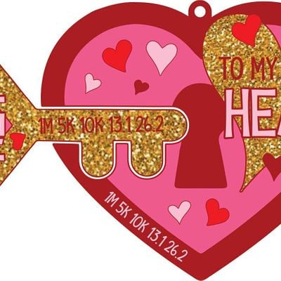 Race 4 Love 1M 5K 10K 13.1 26.2 - Participate from home  Save 3