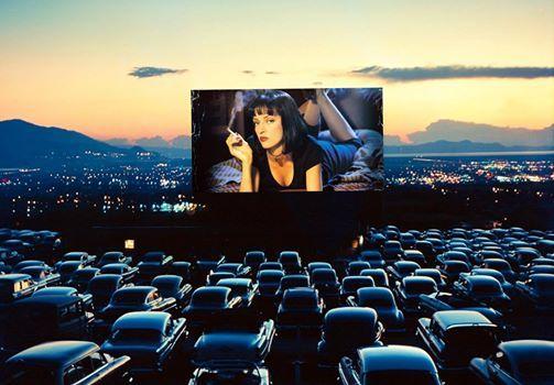 Drive-In Cinema l The Hague